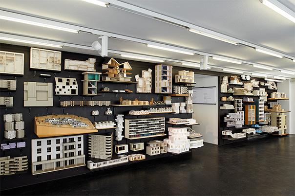 «Aus dem Archiv der Grundrisse», Architekturforum Zürich 2015