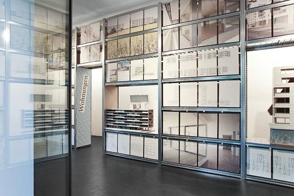 Architekturgalerie München 2011