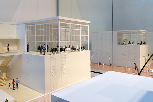 «Together! Die neue Architektur der Gemeinschaft», Vitra Design Museum, Weil am Rhein 2017 (Haus J, mehr als wohnen, Hunziker Areal Zürich)