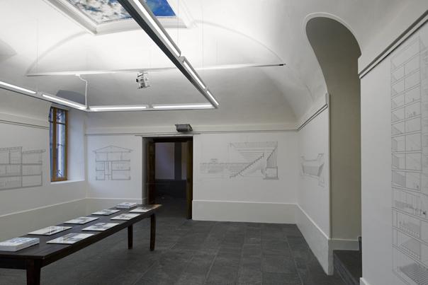 i2A Istituto Internazionale di Architettura, Vico-Morcote 2012