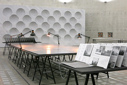 «Typologie tirée des archives», Haute École d'Ingénierie et d'Architecture, Fribourg 2016