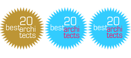 best architects 20