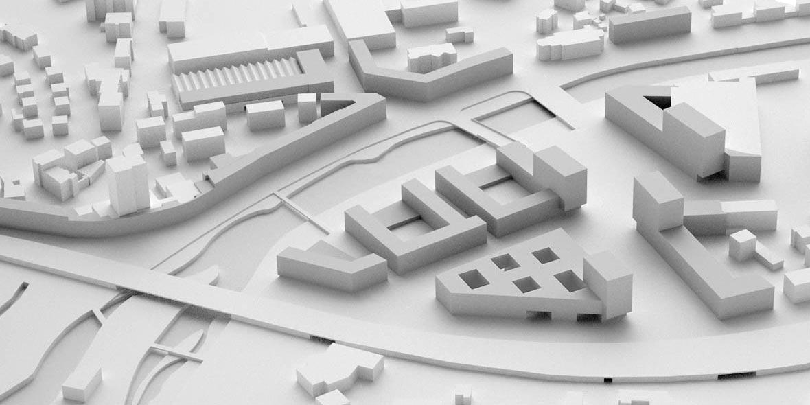 Masterplan Zentrum Luzern Nord