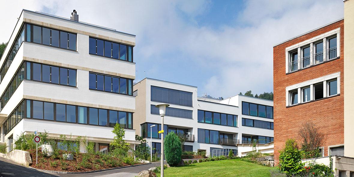 Mehrfamilienhäuser Split+Loft, Horgen