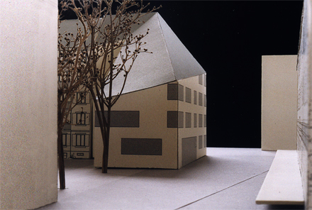 Wohnhaus Hohlstrasse