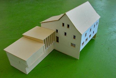 Umbau <br/>Haus Schwarzenbach