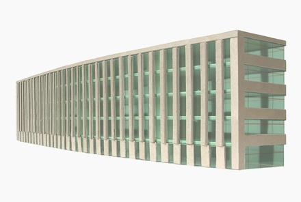 Bürogebäude Nordhaus