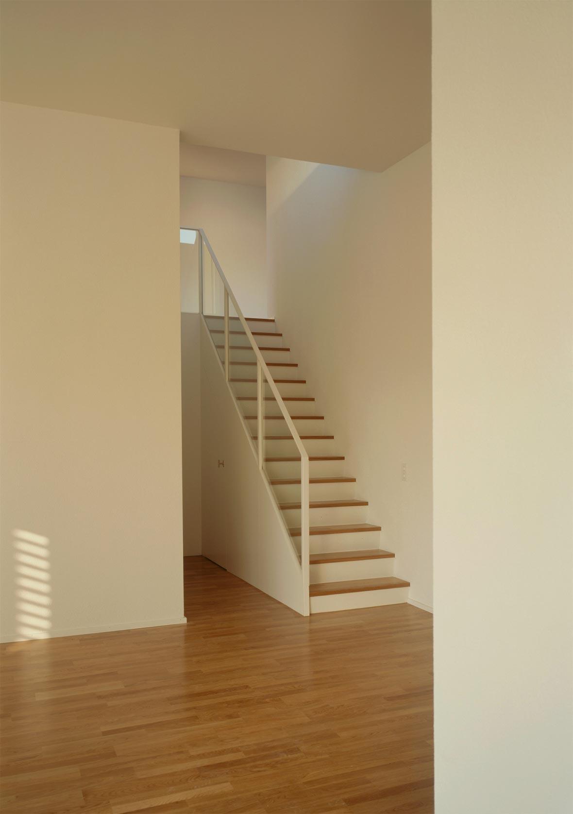 Treppe Maisonettewohnung
