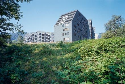Wohnsiedlung <br/>Leimbachstrasse