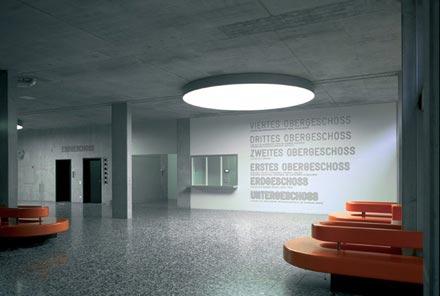 Umbau <br/>Kantonsschule Birch