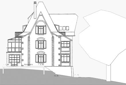Umbau Haus Schaller