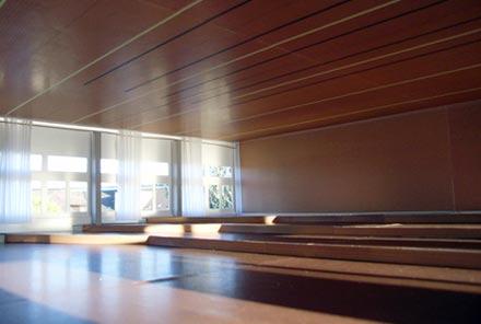 Sanierung Auditorium Kantonsschule Birch