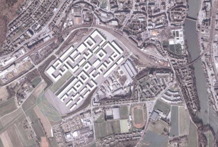Städtebauliche Entwicklung Olten Süd