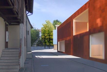 Zentrum Unter-Illnau