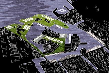 Planung Schlossinsel