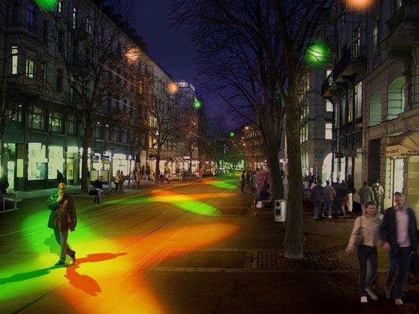 weihnachtsbeleuchtung bahnhofstrasse pool architekten z rich. Black Bedroom Furniture Sets. Home Design Ideas