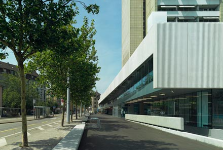 Geschäftszentrum <br/>Lochergut