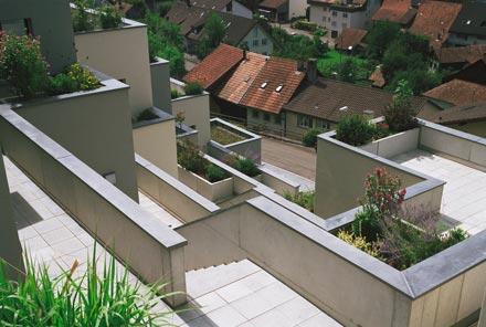 Terrassenhäuser <br/>Am Sonnenberg