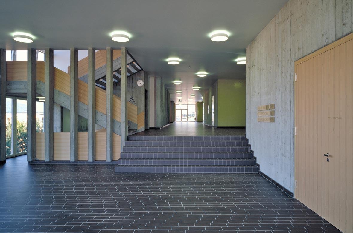 Korridor Erdgeschoss