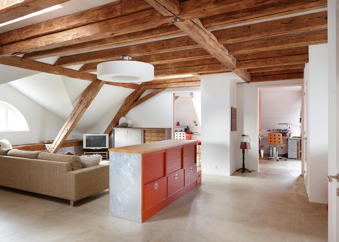 Wohnzimmer Pool Architekten Zurich