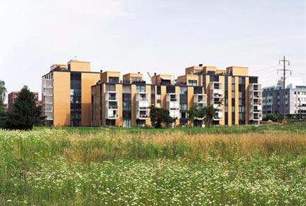 Wohnsiedlung <br/>Im Blumenfeld