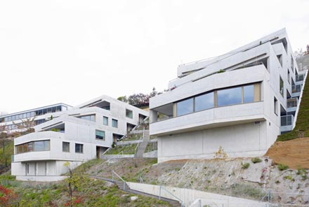 Terrassenhäuser <br/> Auhalde