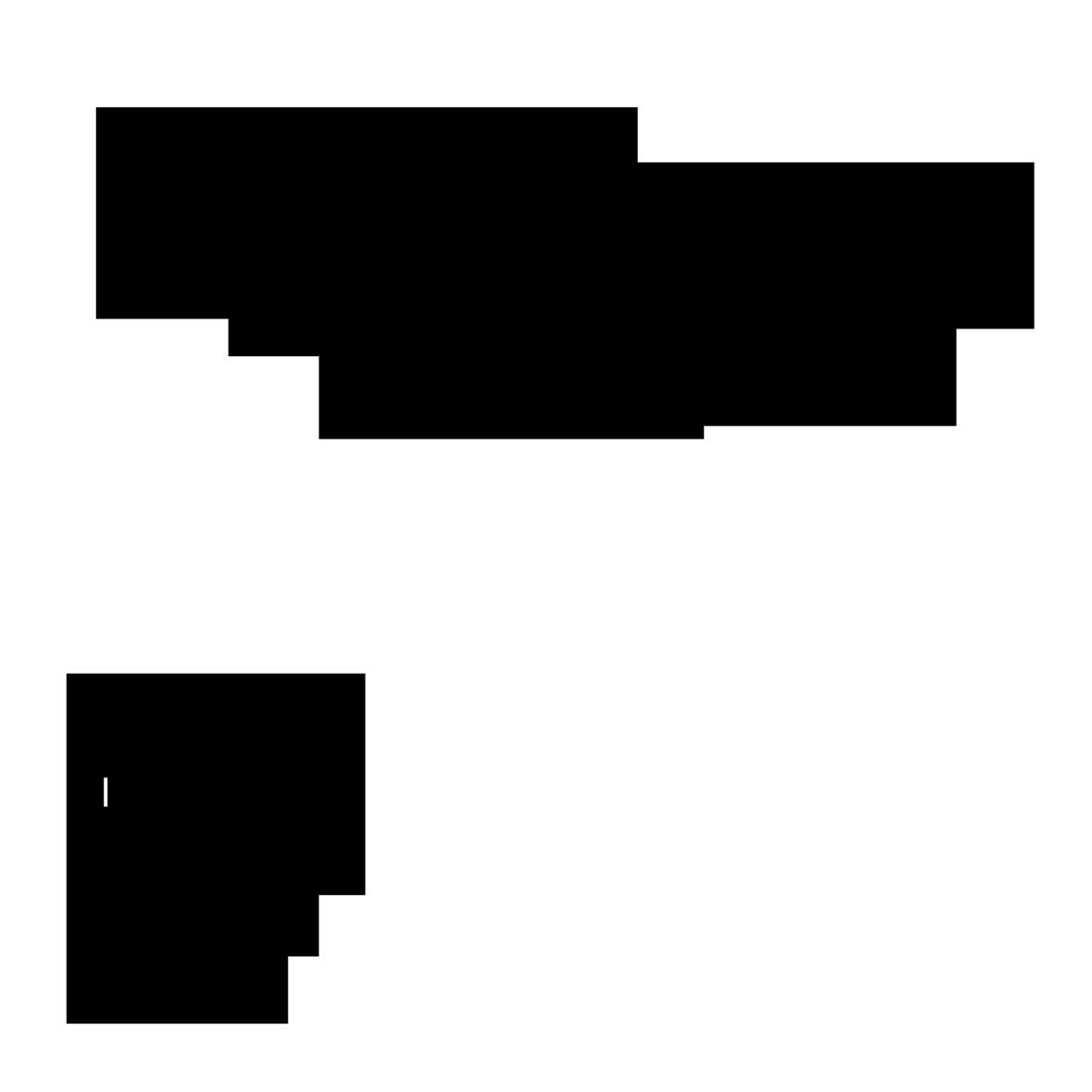Grundriss Regelgeschosse 2-5