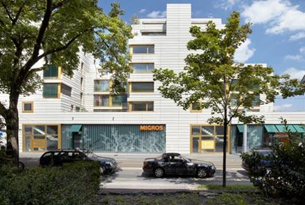 Wohn- und Geschäftshaus Badenerstrasse
