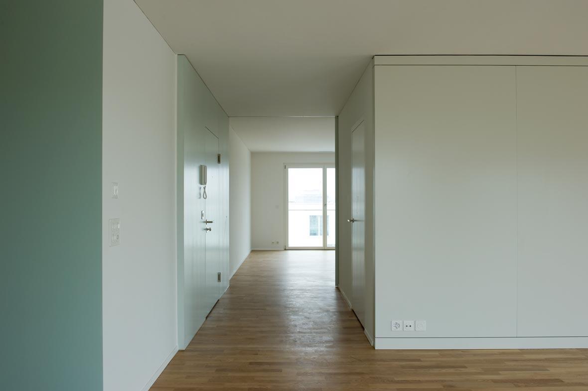 Wohnung Eingangsbereich