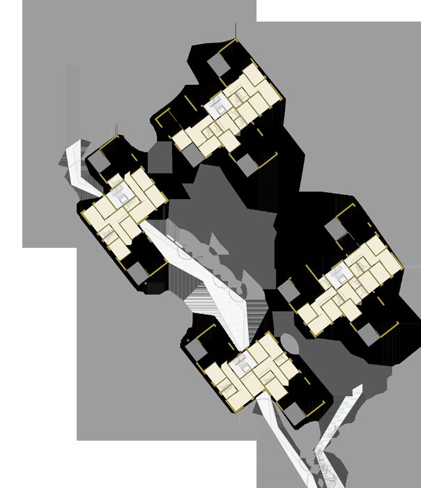 Grundriss Ebene 1