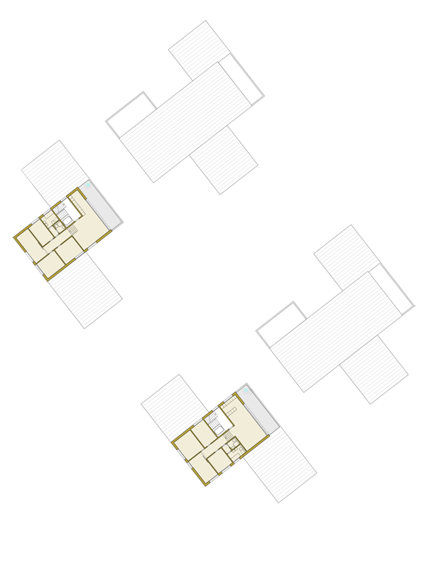 Grundriss Ebene 3
