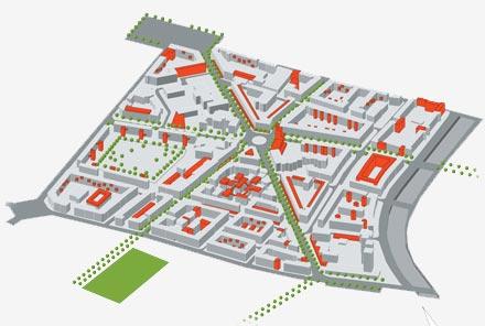 Stadtraum Zürich <br/>Hardquartier
