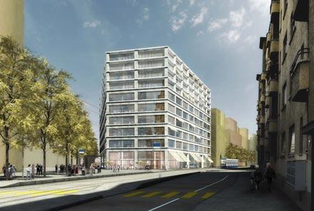 Stadtraum HB <br/> Baufeld E