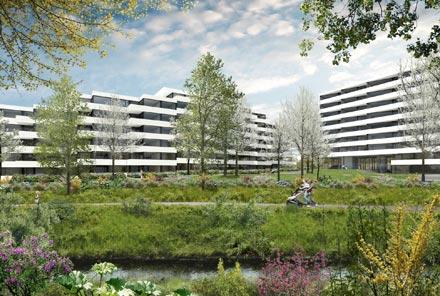 Wohnüberbauung <br/>Zellweger Park