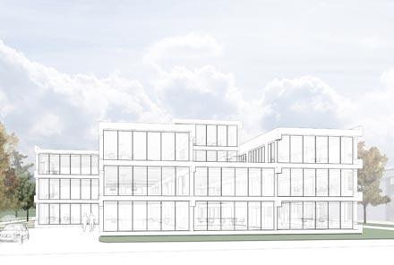 Gewerbehaus <br/>Micro Innovation