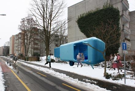 Pavillion <br/>Bändlistrasse