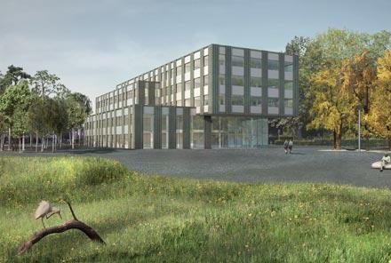 Neues Gemeindehaus