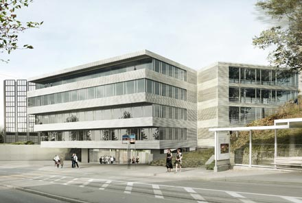 ETH <br/>Forschungsgebäude