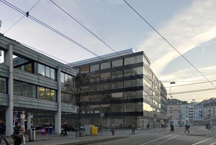 Geschäftshaus <br/>Bleicherweg