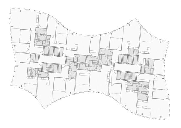Grundriss Wohnung Beispiel