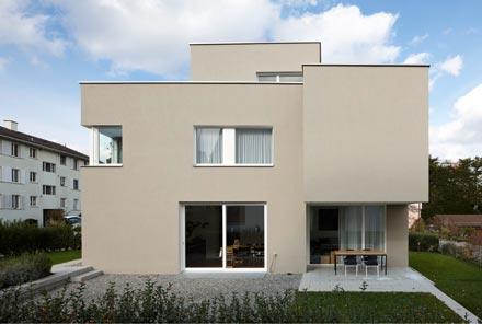 Haus an der Bickelstrasse