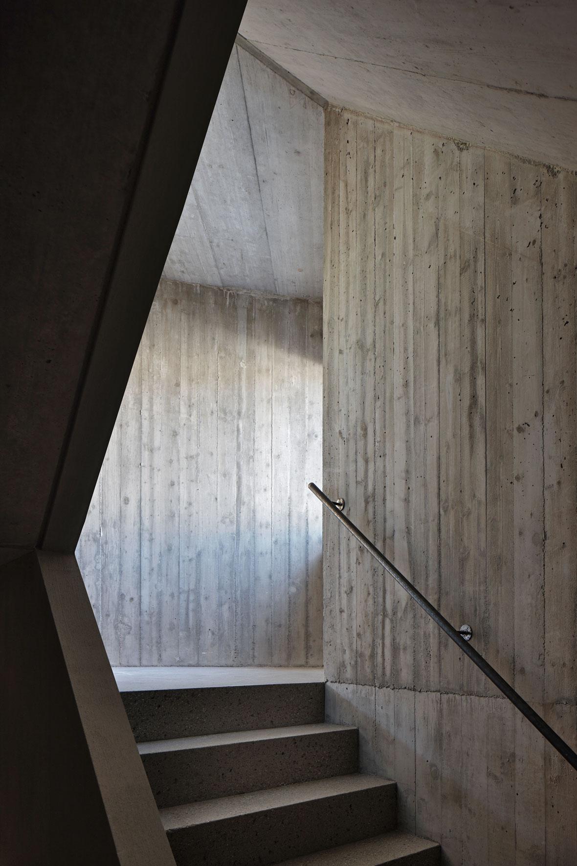 Innenausbau Treppenhaus 2