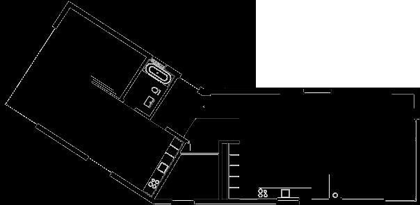 Grundriss Hauptgeschoss