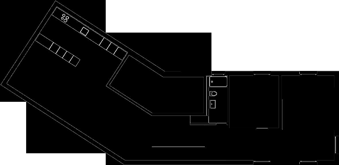 Grundriss Zwischengeschoss