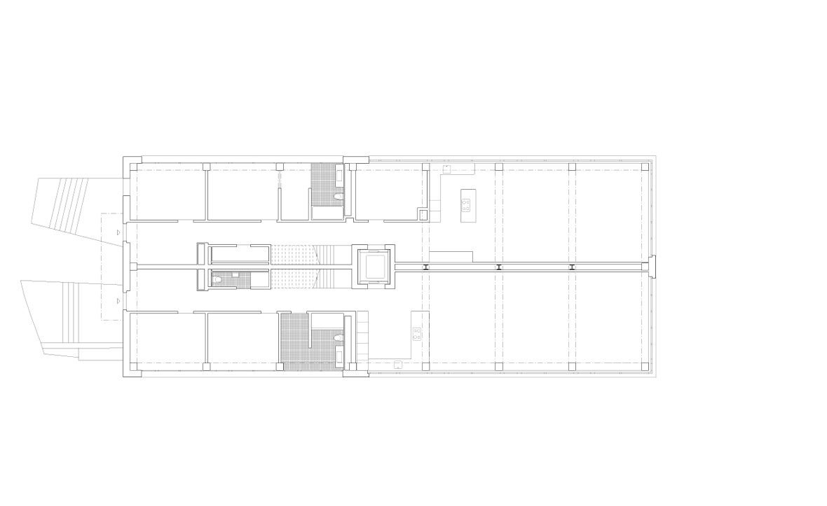 Grundriss 3.Obergeschoss