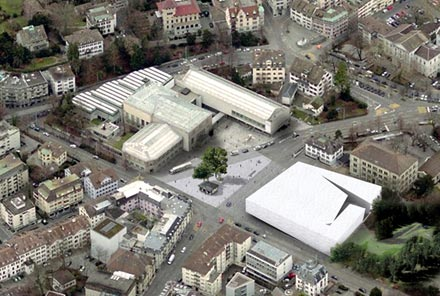 Kunsthaus-Erweiterung
