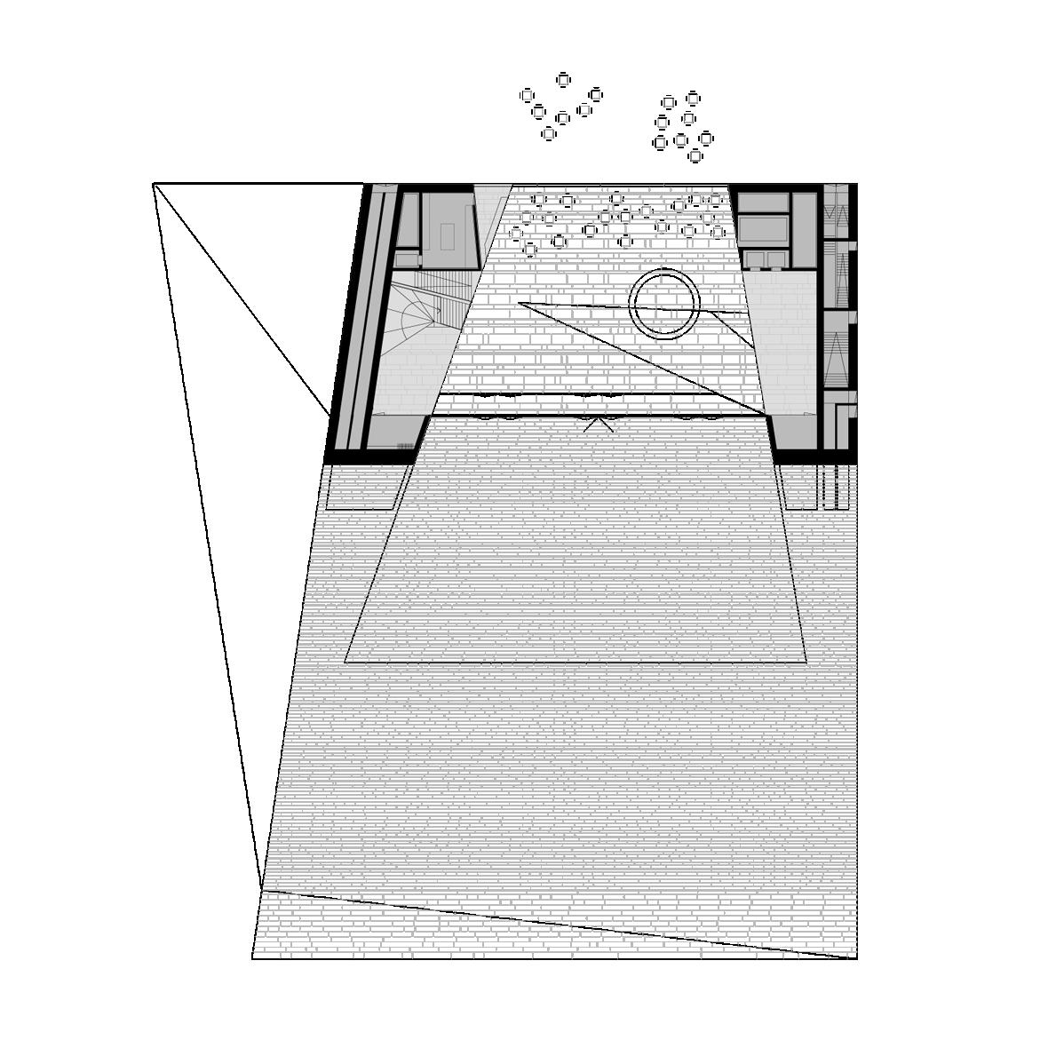 Situation 1. Obergeschoss