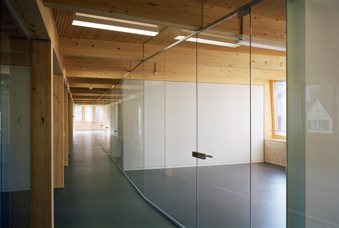 Korridor Büros
