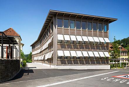 Büro- und Wohnhaus <br/>Laur-Park