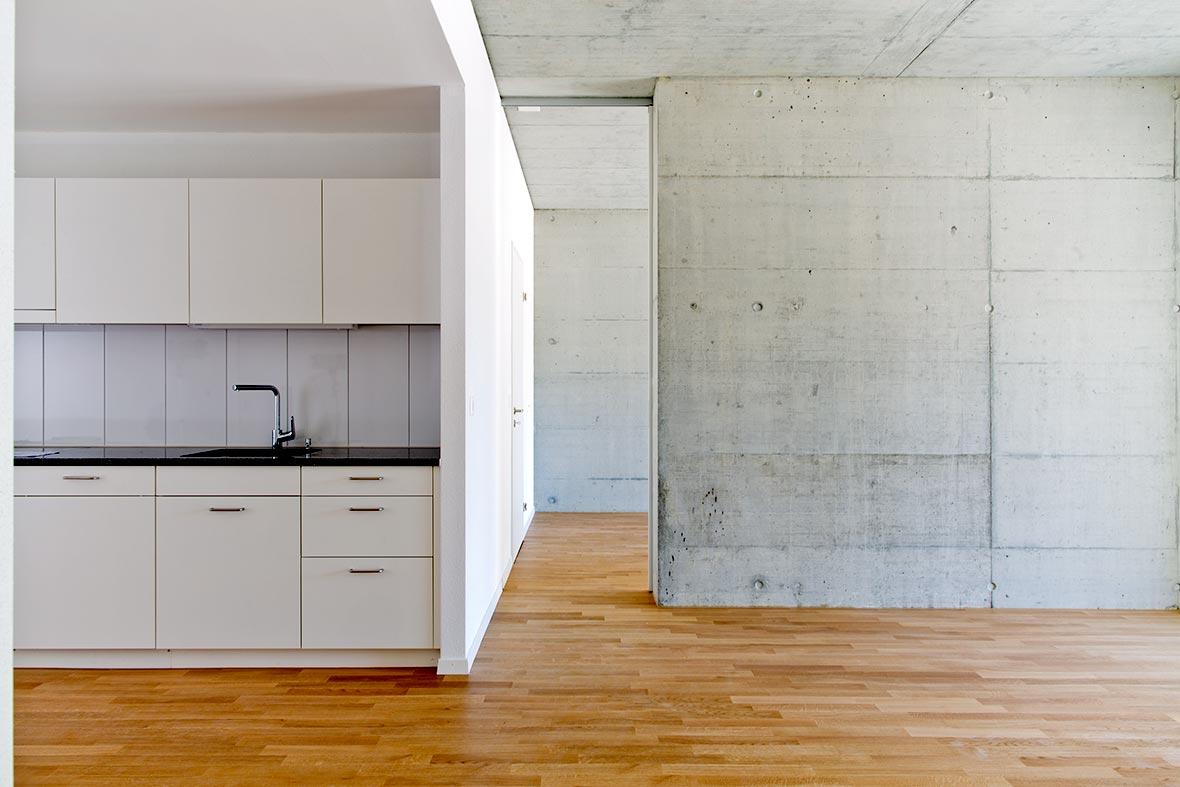 2-Zimmer-Wohnung Sockelgeschoss